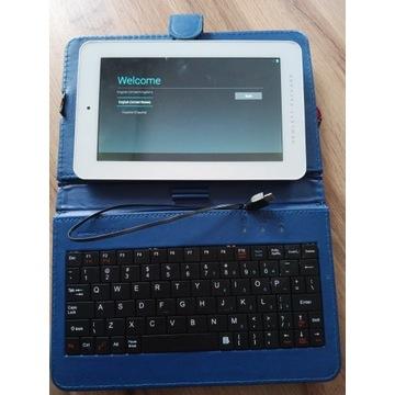 Tablet HP klawiatura+etui sprawny w 100%