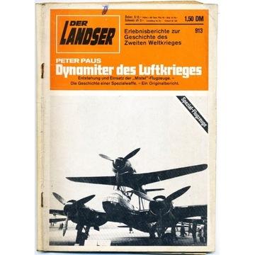 Der Landser  - Dinamiter des Luftkrieges