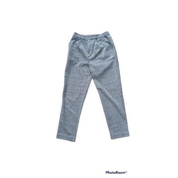 Spodnie cygaretki chinos w kratkę Reserved 40