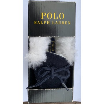 Kapcie mokasyny Polo Ralph Lauren  roz. 22 nowe