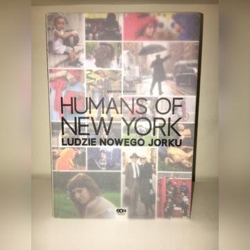 Humans of New York - Ludzie Nowego Jorku