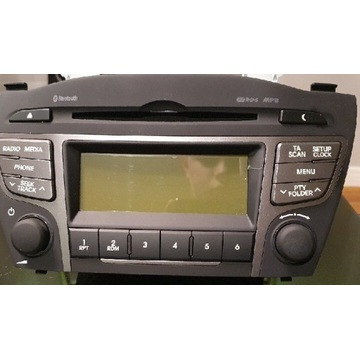 Radio odtwarzacz od samochodu Hyundai