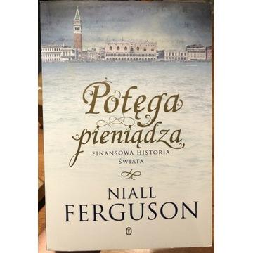 Książka Potęga Pieniądza - Niall Ferguson