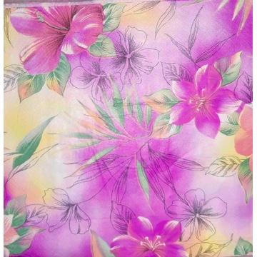 Serwetka decoupage, kwiaty, natura, róż