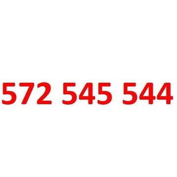 572 545 544 starter orange złoty numer 20zl+ 50GB