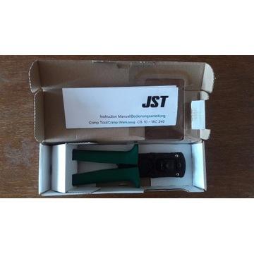 Zaciskarka ręczna WC-240 JST WC-240