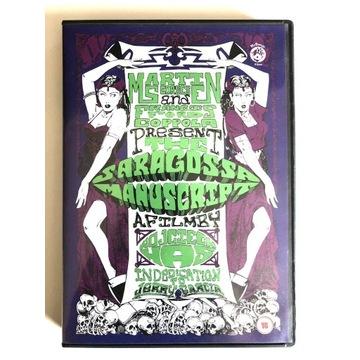 RĘKOPIS ZNALEZIONY W SARAGOSSIE DVD