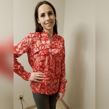 Nowa bluzka damska firmy SECOND FEMALE r XS/S
