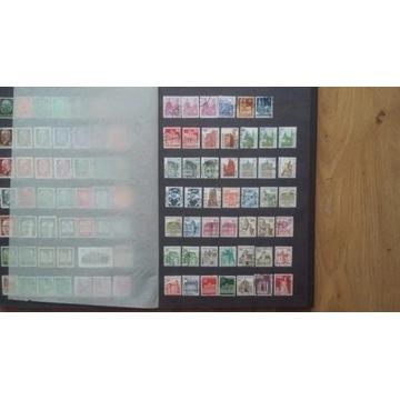 KLASER kilkuset znaczków z całego świata