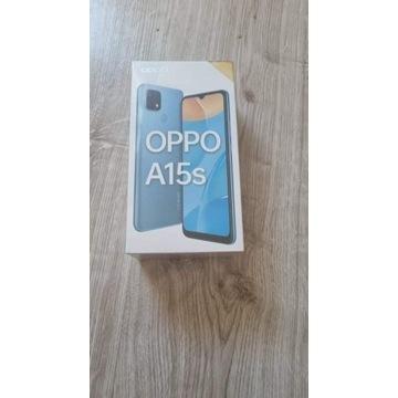 Nowy Smartfon OPPO A15s