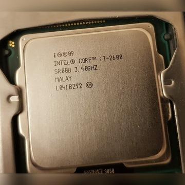 Procesor Intel Core i7 2600 LGA1155