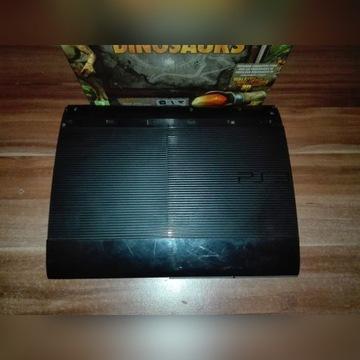 PS3  (500GB) + GRY + PSMOVE + KSIĄŻKA