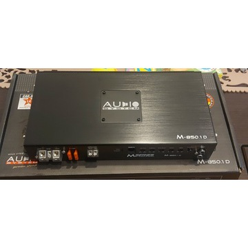 Wzmacniacz samochodowy Audio System M 850.1