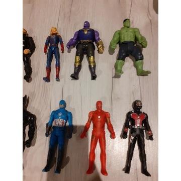 Super bohaterzy mega zestaw