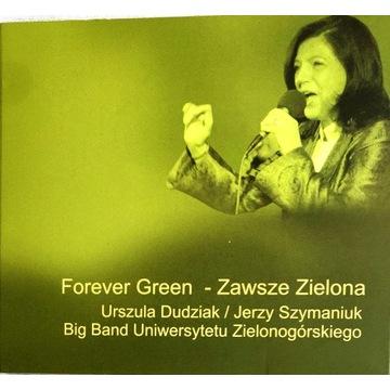 URSZULA DUDZIAK - FOREVER GREEN CD 2008 - Rzadkość