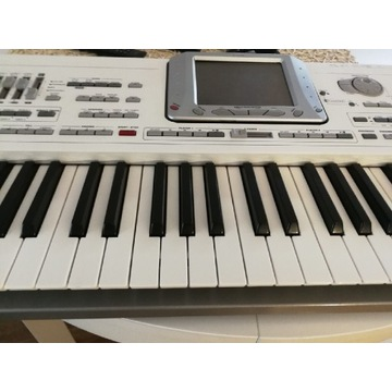 Korg Pa2xpro stacja, mp3, keyboard syntezator