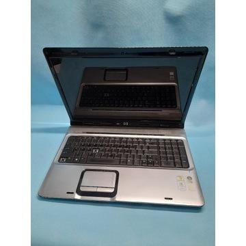 Laptop HP Pavilion dv9000 - włącza się