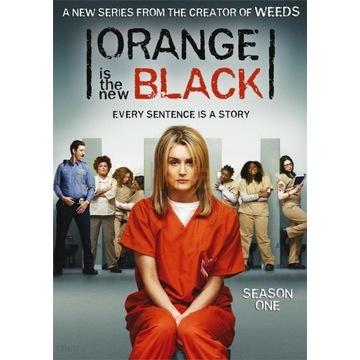 ORANGE is the new BLACK Sezon1 [5DVD]