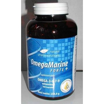 Omega marine forte 360 kapsułek
