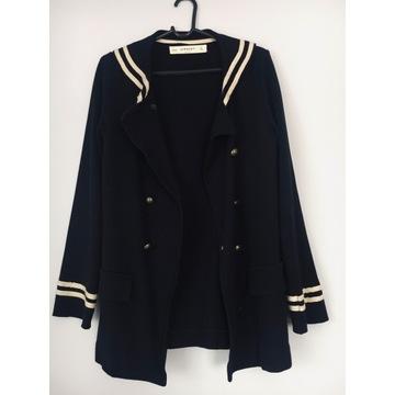 Zara blazer sweter marynarski L