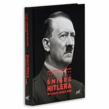 Śmierć Hitlera oraz Mój przyjaciel Hitler ksiazka