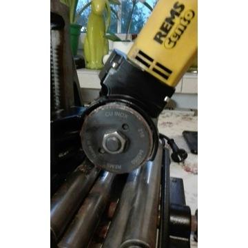 Maszyna do cięcia rur ( przecinarka do rur ) REMS