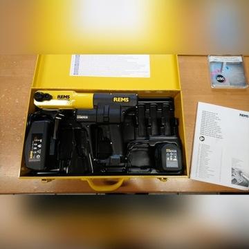 Zaciskarka akumulatorowa REMS 571013