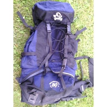Plecak turystyczny Plecak Wolfgang Wędrowiec 80