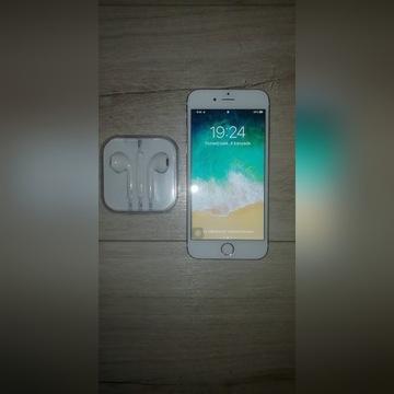 IPhone 6s 32gb Gold + słuchawki