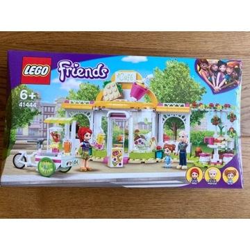Klocki Lego Friends Kawiarnia Heartlake City 41444