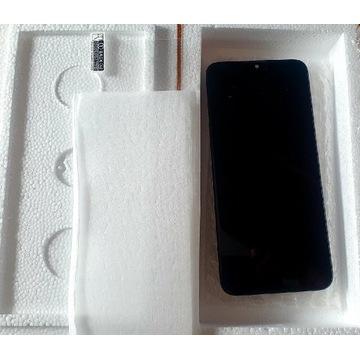 Oryginalny OEM wyświetlacz ekran + ramka LG K41s