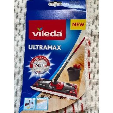 Wkład do Mopa Vileda Ultramax Turbo 2w1 Microfibre
