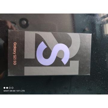 SMARTFON SAMSUNG GALAXY S21 5G FIOLETOWY
