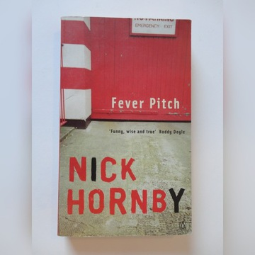 """Fever Pitch"" Nick Hornby"