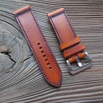 Pasek do zegarka Panerai ręcznie robiony 26 mm