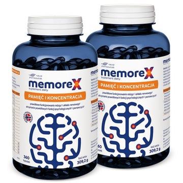 Memorex (tylko dziś 120zł) za 1 sz