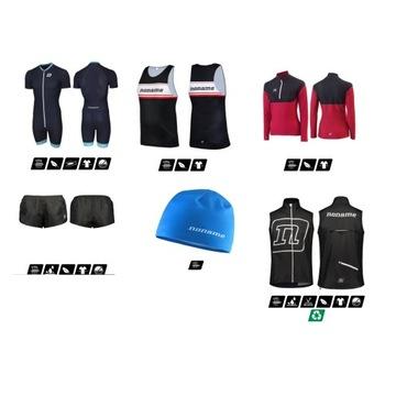 Odzież teamowa/ klubowa bieganie lekka atletyka