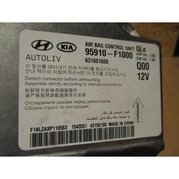 sterownik sensor airbag KIA 95910-F1000  sprawny!