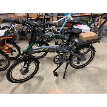 Okazja nowy rower elektryczny benelli składak