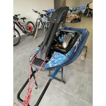Skuter wodny Piranha II 650cc Yamaha