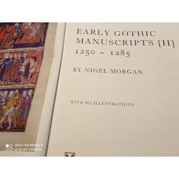 Wczesne manuskrypty gotyckie. 1250-1285