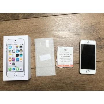 iPhone 5s sprawny w 100%, z pudełkiem