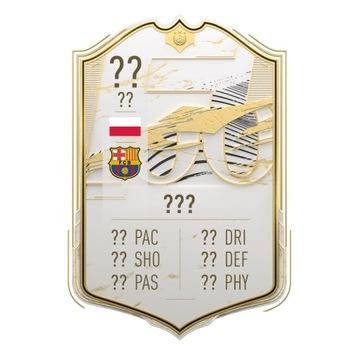 W pełni SPERSONALIZOWANA KARTA FIFA