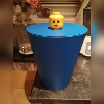 Pojemnik na klocki lego