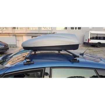 Box dachowy + bagażnik lub relingi - do wynajęcia