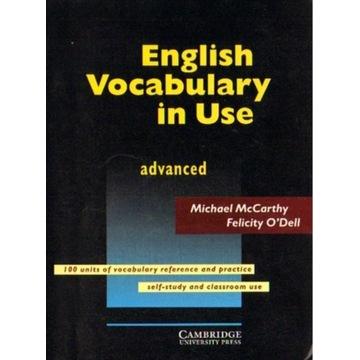 Advanced Grammar Use English Vocabulary Language