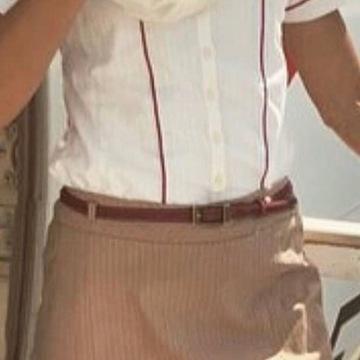 Uniform stewardessy Emirates