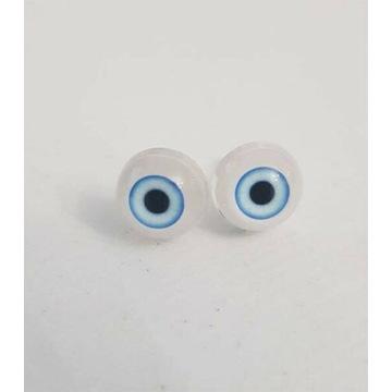 BJD Dollfie błekitne oczy 8 mm YoSD akrylowe