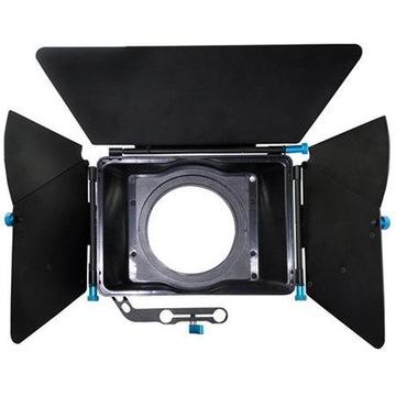 Came-TV DSLR MATTE BOX MATTEBOX FOR 15MM