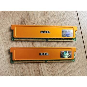 Geil RAM DDR2 800 2x1GB